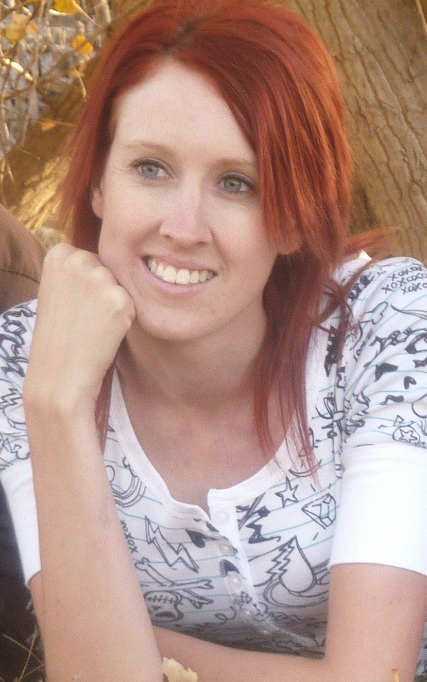 Guest Blogger: Heather Jensen